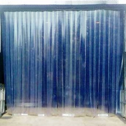 pvc strip curtains from DOORS & SHADE SYSTEMS