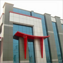CANOPY CLADDING UAE  from WHITE METAL CONTRACTING LLC