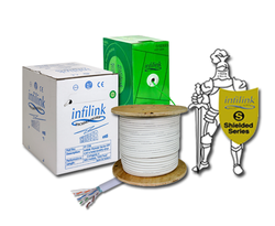 Infilink Structured Cabling Solutions in Dubai from SYNERGIX INTERNATIONAL