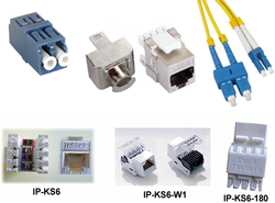 Fiber / Copper cables & accessories suppliers from SYNERGIX INTERNATIONAL