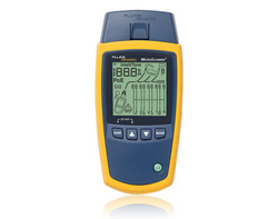 MicroScanner - Fluke Networks from SYNERGIX INTERNATIONAL