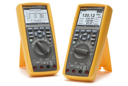 True RMS Industrial Logging Multimeter from SYNERGIX INTERNATIONAL