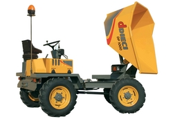 Site Dumper Dubai - Dieci Site Dumper from HOUSE OF EQUIPMENT
