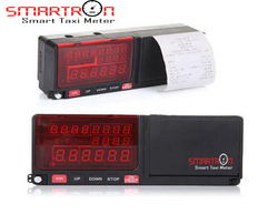 Digital Taxi Meter from REDTRONIC LLC