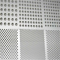 stainless steel perforated sheet  from KRISHI ENGINEERING WORKS