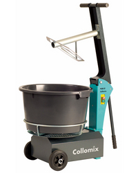 POX-S rotating bucket mixer - Xylene Solvent from OTAL L.L.C