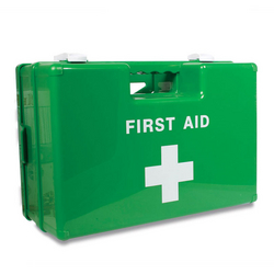 Sorrento Empty First Aid Box from ARASCA MEDICAL EQUIPMENT TRADING LLC