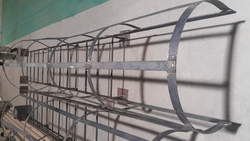 Steel Monkey Ladder from ABDUL JABBAR GENERAL CONTRACTING L.L.C.