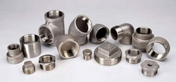 ALLOY STEEL FORGED FITTING F22 from GAUTAM STEEL PRIVATE LIMITED