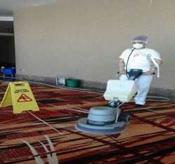 Carpet Extraction/Restoration UAE, DUBAI from PINK CIRCLE TECHNICAL SERVICES LLC