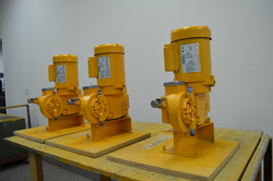 CHEMICAL DOSING PUMPS from ACE CENTRO ENTERPRISES