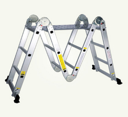 Multi-Task Aluminium Ladder Suppliers In Oman from AL RAFAAH INTERNATIONAL LLC