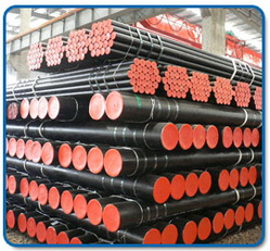 Carbon Steel Pipes from VISION ALLOYS