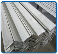 Stainless Steel Angle from VISION ALLOYS