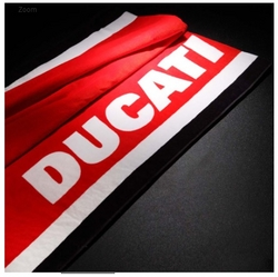 DUCATI CORSE BEACH TOWEL DUCATI CORSE BEACH TOWEL from VITAMINA DWC LLC