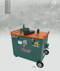 Rebar bending & cutting machine from  NITHI GROUP (AIN KHAT METAL COATING PRODUCTS)