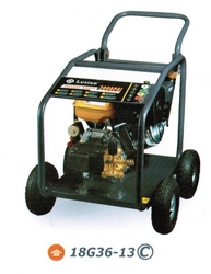 Lutian Gasoline pressure washer from LEADER PUMPS & MACHINERY - L L C
