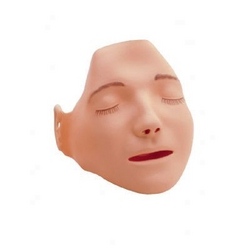 Removable faces Resusci® Anne light skin decorated from ARASCA MEDICAL EQUIPMENT TRADING LLC