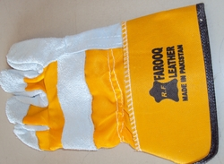 SAFETY LEATHER GLOVES DUBAI UAE from NABIL TOOLS AND HARDWARE COMPANY LLC
