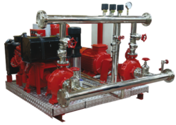 ENGINE DRIVEN PUMP SUPPLIERS from MURAIBIT SHIP SPARE PARTS TRADING LLC