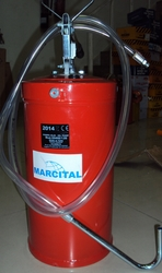 Marcital Oil Bucket 16L SUPPLIERS IN DUBAI from NABIL TOOLS AND HARDWARE COMPANY LLC