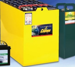 Fork Lift Battery Dubai from CLEANTECH GULF FZCO
