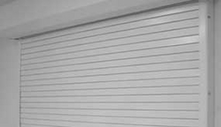 FIRE RATED ROLLING SHUTTER IN UAE from ARABIAN GULF DOOR EST