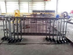 Crowd Control Barriers In Uae from STARLIGHT FENCING WORKS