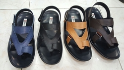 Leather foot wear from G A M GARMENTS