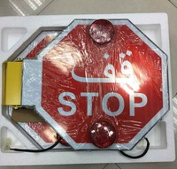 School Bus Stoparm Board from REDTRONIC LLC