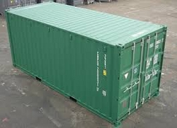 20 FT CONTAINER IN GCC COUNTRIES from ASA CARGO SERVICES LLC