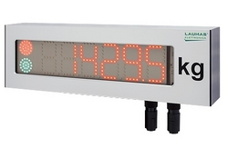 NEW!!!   REMOTE DISPLAY INDICATORS from AL WAZEN SCALES & DRY MEASURES TRADING (L.L.C)