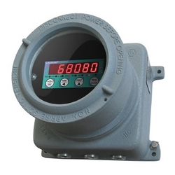 W100RIP REMOTE DISPLAY INTO EXPLOSION PROOF BOX from AL WAZEN SCALES & DRY MEASURES TRADING (L.L.C)