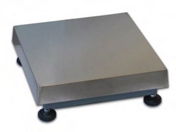 SINGLE CELL PLATFORMS WITH STAINLESS STEEL TOP  from AL WAZEN SCALES & DRY MEASURES TRADING (L.L.C)