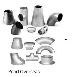 Stainless Steel Fittings from PEARL OVERSEAS
