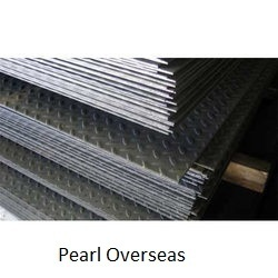 MS Chequered Plate from PEARL OVERSEAS