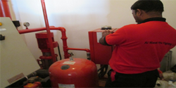 Fire Pump suppliers in dubai from AL WASEL FIRE FIGHTING LLC
