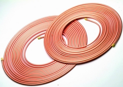 Copper Nickel 90/10 Pan Cake Coils from NUMAX STEELS