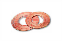 Copper Nickel 95/5 Pan Cake Coils from NUMAX STEELS