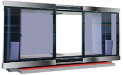 Automatic Glass Doors & Revolving Doors in dubai from JABEEN TAJ AUTOMATICS GATES & BARRIER TRADING