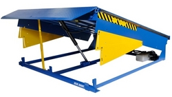 Dock Levelers & Speed doors In Uae from JABEEN TAJ AUTOMATICS GATES & BARRIER TRADING