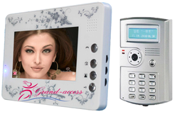 Audio & Video Intercom in uae from JABEEN TAJ AUTOMATICS GATES & BARRIER TRADING