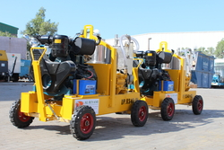 DEWATERING PUMPS from RTS CONSTRUCTION EQUIPMENT RENTAL