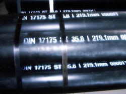 ST35.8 Seamless Carbon Steel Pipe from SIMON STEEL INDIA