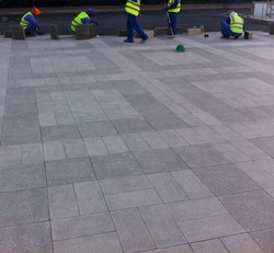 Exposed Aggregate Pavers(Supply & Fixing) In Dubai from DUCON BUILDING MATERIALS LLC