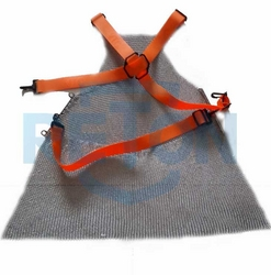 Stainless Steel Apron from NOVA GREEN GENERAL TRADING LLC