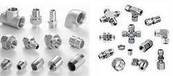 S/W & Forged Fittings from MAHIMA STEELS