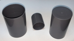 PVC ANCHOR BOLT CAPS / FOUNDATION BOLT CAP from AL BARSHAA PLASTIC PRODUCT COMPANY LLC