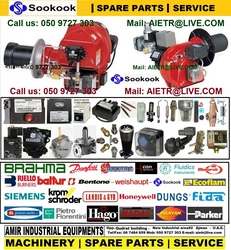 sookook Burner Spare parts and Service, UAE, Gulf from AMIR INDUSTRIAL EQUIPMENTS