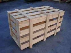 wooden box sharjah from IDEA STAR PACKING MATERIALS TRADING LLC.